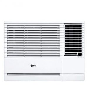 LG LA080TC Window type Manual Timer Aircon .75hp