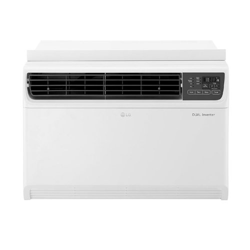 LG LA150VC Dual Inverter Window Type Air Conditioner 1.5Hp