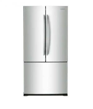 Samsung RF67KBSR1 French Door Refrigerator 19.6cu.ft