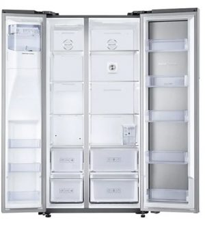 Samsung RH58K6467SL Side by Side Refrigerator 21.9cu.ft