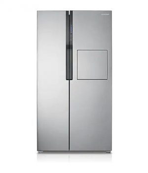 Samsung RS554NRUASL Side by Side Refrigerator 20.9cu.ft