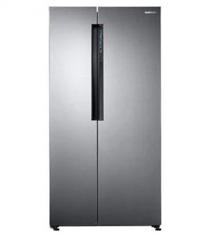 Samsung RS62K60C7SL Side by Side Refrigerator 22.6cu.ft