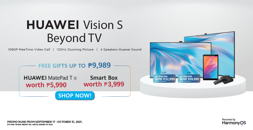 Huawei Vision S BTV